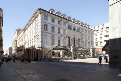 Palazzo Bricherasio – Sede Banca Patrimoni Sella & C.