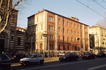 Residenza universitaria Salesiani