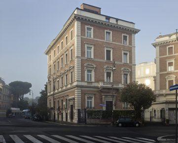 Uffici Banca Patrimoni Sella & C. Roma e Milano